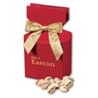 Jumbo California Pistachios in Red Gift Box