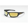 SUNBURST Safety Glasses - Safety glasses feature rubber co-molded bayonet temples and non-slip rubber nose pads.