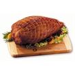Smoked Turkey Breast with Bamboo Cutting Board