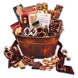 King's Feast - Metal tub filled with gourmet assortment