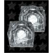 LED Light Up Ice Cubes - White - LED Light Up Ice Cubes - White