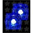 LED Light Up Ice Cubes - Blue - LED Light Up Ice Cubes - Blue