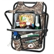 Greenwood 24-Can Camo Cooler Chair - Greenwood 24-Can Camo Cooler Chair
