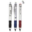 Triad Ballpoint Pen - Three-in-one pen pillot.