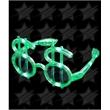 BLANK LED Green Dollar Shades - BLANK LED Green Dollar Shades