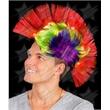 BLANK LED Mohawk Wig - Multicolor - BLANK LED Mohawk Wig - Multicolor