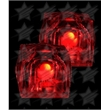 BLANK LED Light Up Ice Cubes - Red - BLANK LED Light Up Ice Cubes - Red