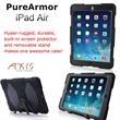 PureArmor iPad Air Case (Black) -