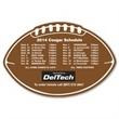 Schedule Football Magnet - Schedule Football Magnet