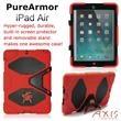 PureArmor iPad Air Case (Red) -