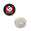 Snap-Top Mint Tin with Mints and Breath Fresheners