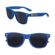 Rubber-Touch Iconic Sunglasses