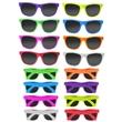 Neon Sunglasses - Style sunglasses in fun neon colors.