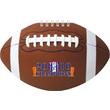 SportsPad (TM) - Full-Color Football