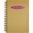 """TasterJournals (TM) - WineJotter - 3.75"""" x 5"""" jotter pad with info section of wine facts & 50 sheets wine-scoring paper"""