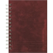 "Wine Taster's Journal (TM) - Luxury  - 5"" x 7"" Luxury journal with info section of wine facts and 70 sheets of wine scoring paper"