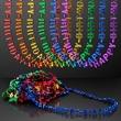 Happy Birthday Party Beads Necklaces