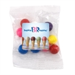 Bountiful Bag with Gumballs Candy- Full Color Label