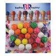Large Billboard Full Color Header Candy Bag- with Gumballs