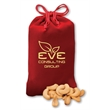 Extra Fancy Jumbo Cashews in Red Velour Pouch