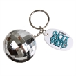 Disco Ball Keychain