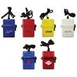 Swimbox - Plastic waterproof swim box with neck tote.