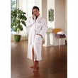 """Mink Soft Touch Robe - Mink soft touch robe with large embroidery area, overall length is 49"""", sleeve length is 31""""."""