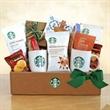 Classic Starbucks Coffee and Cocoa - Classic Starbucks gift box filled with coffee and cocoa.