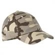Port Authority(R) Camouflage Cap - Cotton washed twill camouflage cap, unstructured. Blank.