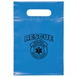 Die Cut Handle Bag-7 X 10 1/2 - Plastic Bag