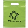 Die Cut Handle Bag-9 1/2 X 12 - Plastic Bag