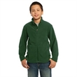 Port Authority Youth Value Fleece Jacket. - Port Authority Youth Value Fleece Jacket.