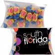Large Pillow Pack with Bubble Gum - Large Pillow Pack with bubble gum candy.