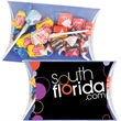 Pillow Pack with Dumdums, Tootsie Rolls, & Starbursts Candy - Large pillow pack with dum dum pops, tootsie rolls, starbursts and bubble gum.  A varety of candy treats.