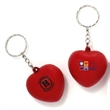 Stress reliever - Heart Key Chain