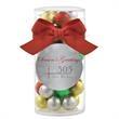 Large Gift Tube with Chocolate Balls - Large Gift Tube with Chocolate Balls.