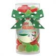 Large Gift Tube with Jelly Bells - Large Gift Tube with Jelly Bells.