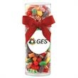 Small Gift Tube with Christmas Gems - Small Gift Tube with Christmas Gems.