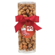 Small Gift Tube with Honey Roasted Peanuts - Small Gift Tube with Honey Roasted Peanuts.