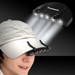 White LED Glow Cap Light - White LED Glow cap light.