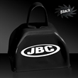"Black 3"" Metal Cowbell - Black 3"" Metal cowbell"