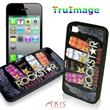 REDHOT SUMMER SALE! Tru-Image iPhone 5/S - Protective case with 1-4 color process printing for iPhone5G/S