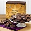 NEW YEAR MORSEL 24 - Ring in the new year with bite-sized brownies in six different flavors!