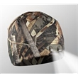 POWERCAP LED Lighted Beanie Hats (REALTREE Max 5) - REALTREE Max 5 100% Compression Fleece, blank