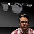 Black Frame Nerd Costume Glasses