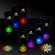14 oz. Light Up LED Glow Pilsner