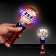 Light-Up LED Glow Spinner Wand