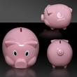 "4"" Plastic Piggy Bank"