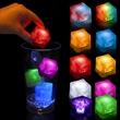 "Light Up Premium LitedIce Brand Ice Cube, Blank - 1 3/8"" lighted glow premium ice cube, blank"