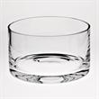 """5.5"""" x 3"""" Manhattan Lead Free Crystal Bowl - Lead free, mouth-blown crystal bowl. 5.5""""L x 3""""W"""